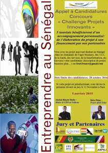 Entreprendre au Sénégal