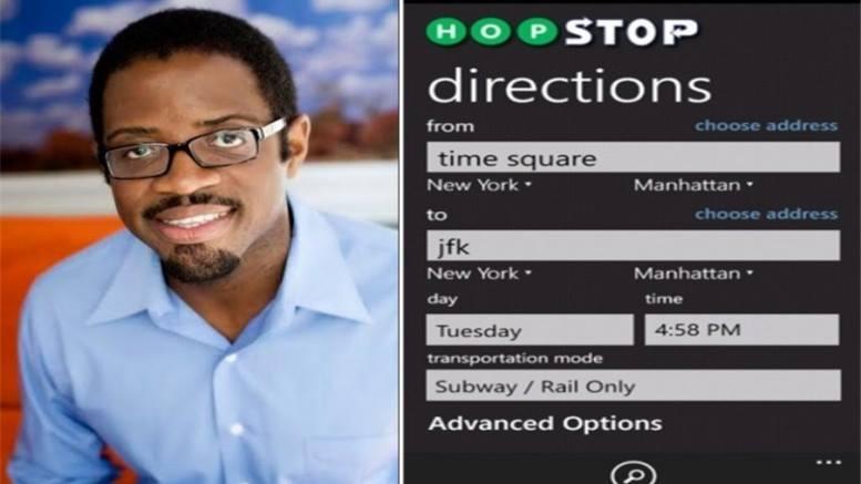 Hopstop, l'application nigériane vendue 1 milliard de dollars à Apple