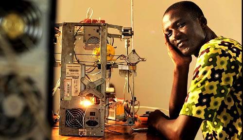 Togo, un jeune inventeur remporte le 1er prix de l'innovation technologique
