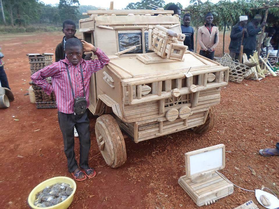 Made in Cameroun