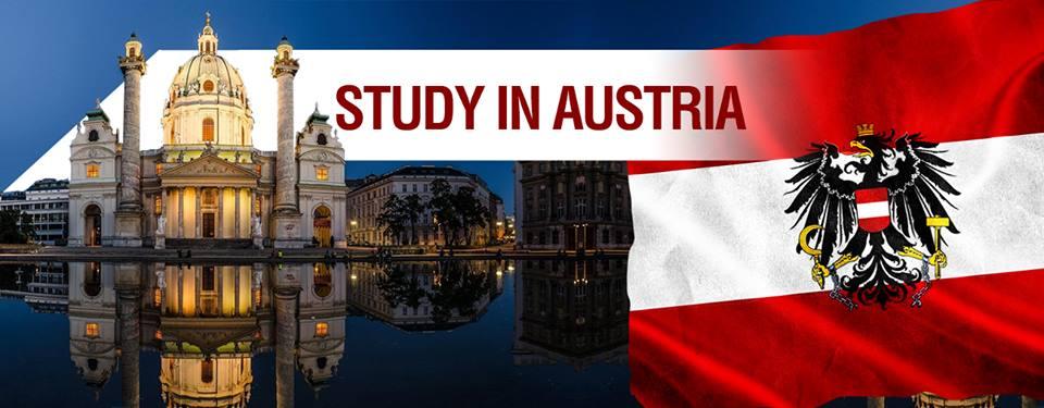 Bourses d'étude Licence, Master et Doctorat 2016 pour l'Autriche