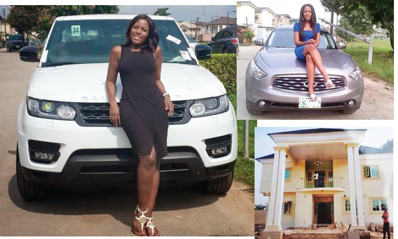 SUCCESS STORY : Linda Ikeji, la blogueuse africaine qui vaut 10 millions de dollars