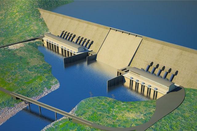 """Résultat de recherche d'images pour """"barrage hydroelectrique en afrique"""""""