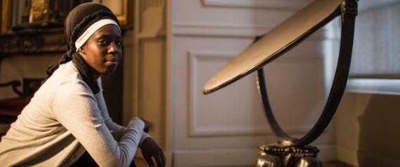 Fatoumata Kebe, gardienne de l'espace et passeuse de savoir