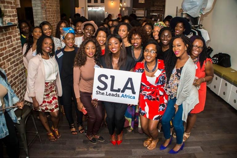 She Leads Africa ou les futures femmes millionnaires d'Afrique