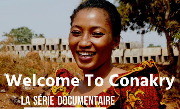 Welcome to Conakry par Aïcha Diaby
