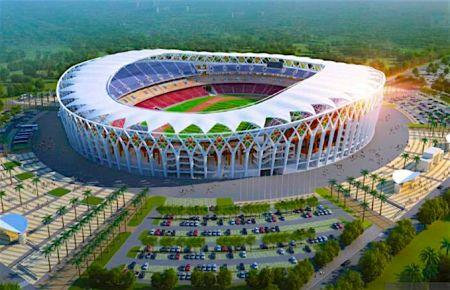 Côte d'Ivoire : lancement des travaux d'un stade olympique de 60 000 places pour abriter la CAN 2021