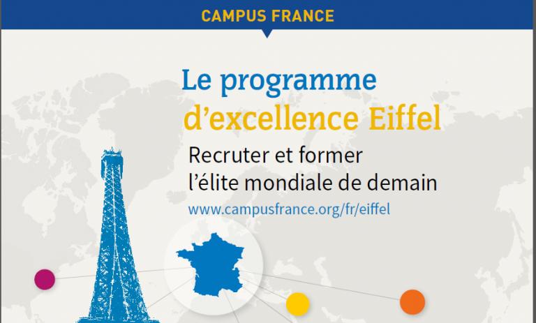Bourses d'Excellence Eiffel