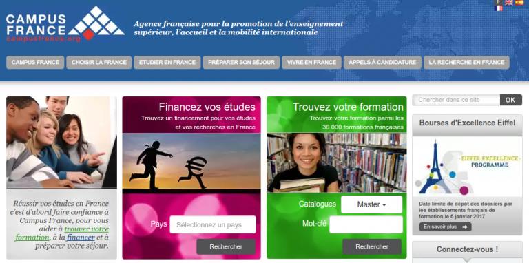 Procédure Complète Campus France et Visa Long Séjour 2017/2018