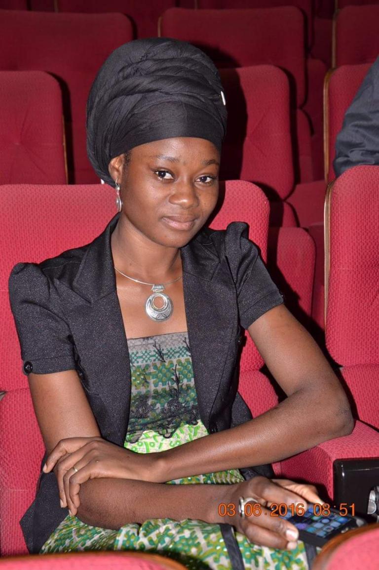 Monique Elysée la fondatrice de Passeport, le guide de référence africaine
