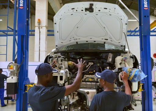 Volkswagen va construire une usine d'assemblage au Rwanda, après le Kenya