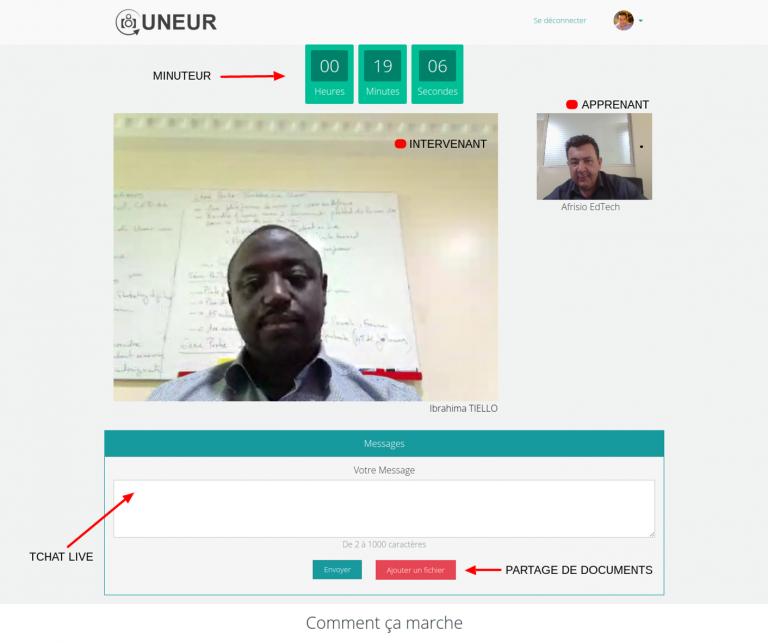 #Crowdfunding : Uneur.com disrupte l'acquisition des savoirs en Afrique