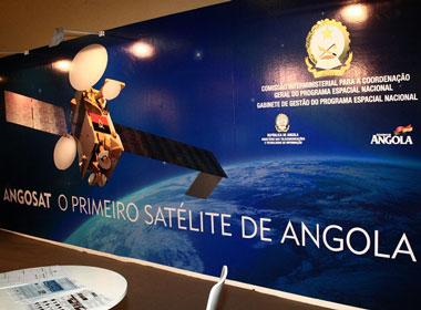 Angola va lancer son 1er satellite d'ici la fin de l'année