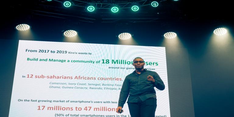 KIRO'O GAMES dévoile ses secrets de levée de fonds à toutes les startups d'Afrique francophone