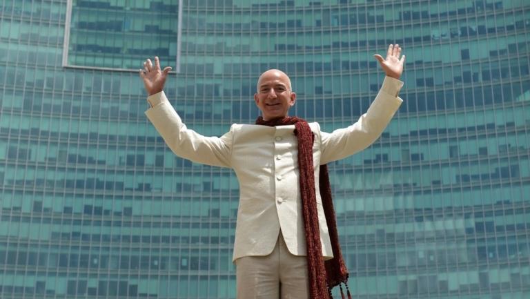 Jeff Bezos demande de l'aide pour dépenser intelligemment ses milliards de dollars