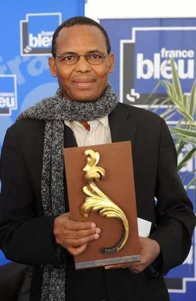 Tierno Monénembo reçoit le Grand prix de la francophonie de l'Académie française