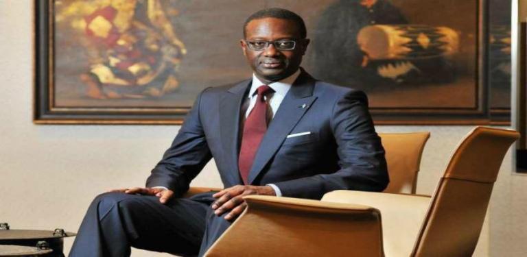 Tidjane Thiam élu banquier de l'année lors des Euromoney Awards for excellence