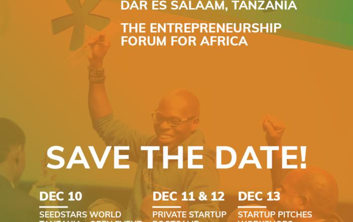 Seedstars Africa Summit 2018