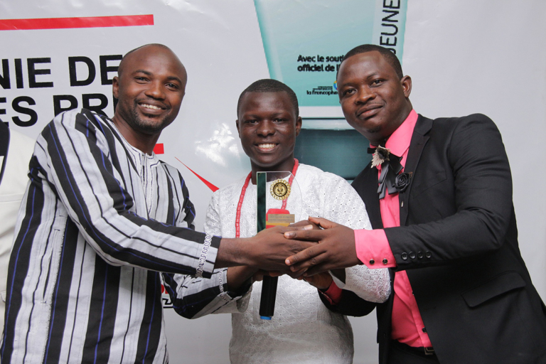 Les 35 jeunes personnalités qui font bouger l'espace francophone célébrés à Abidjan