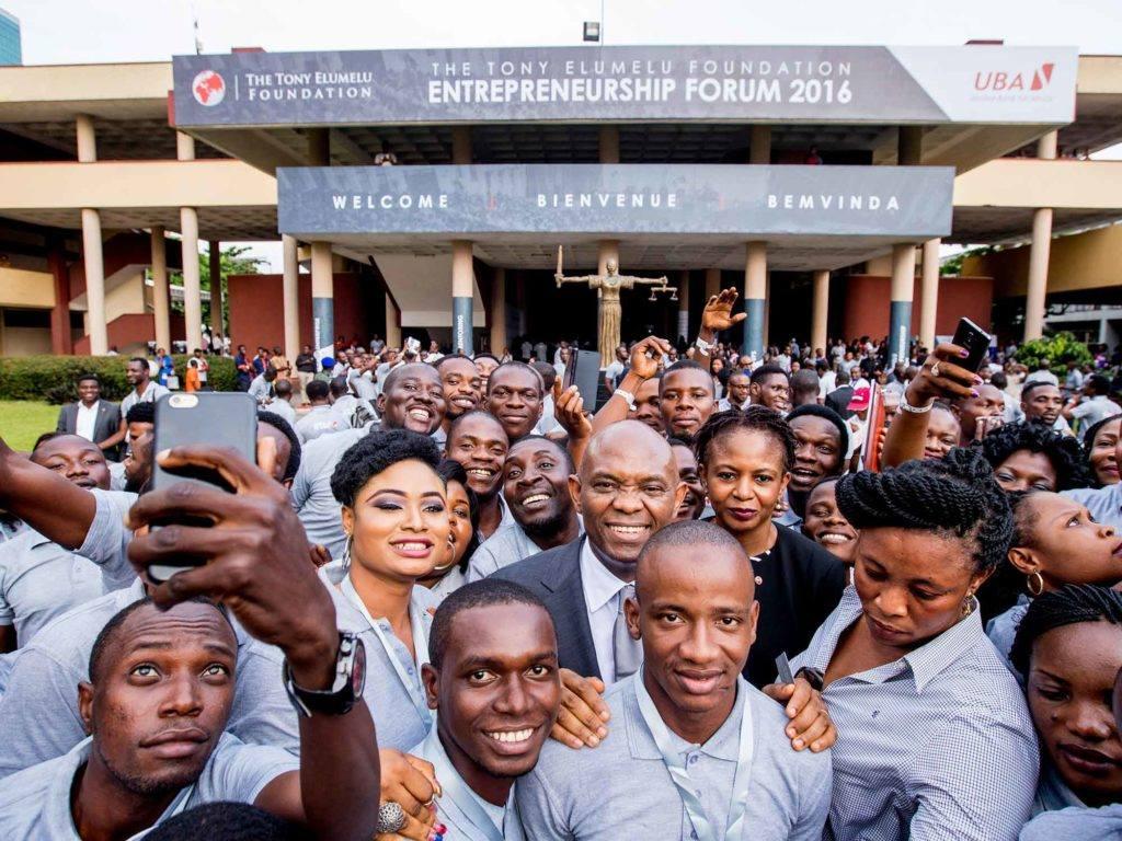 Le programme d'entreprenariat de la Fondation Tony Elumelu 2019