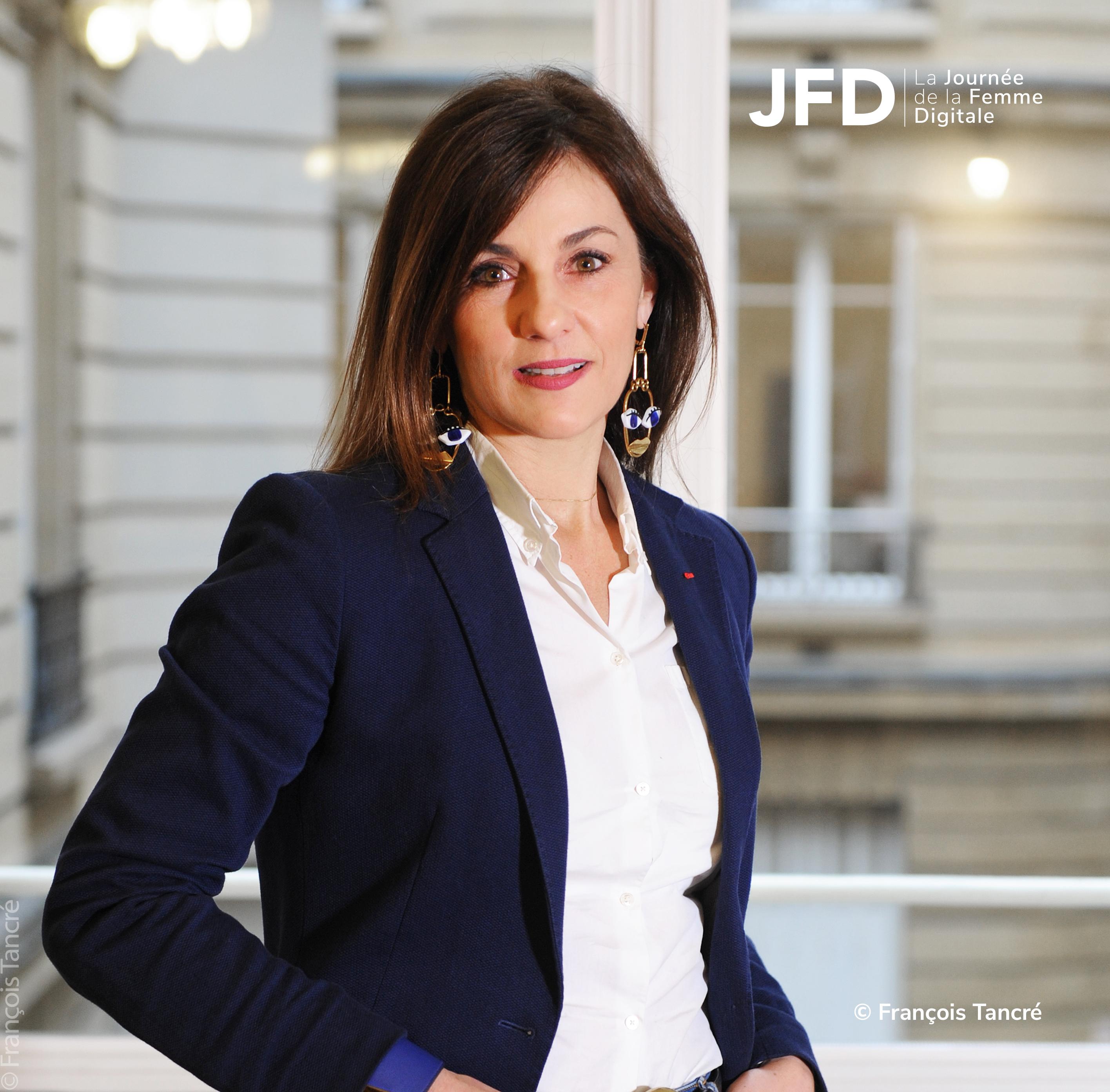 """Delphine Remy-Boutang : """"Avec le taux le plus important de femmes entrepreneurs au monde, ce start-up continent regorge d'une formidable énergie positive d'une jeunesse ambitieuse"""""""