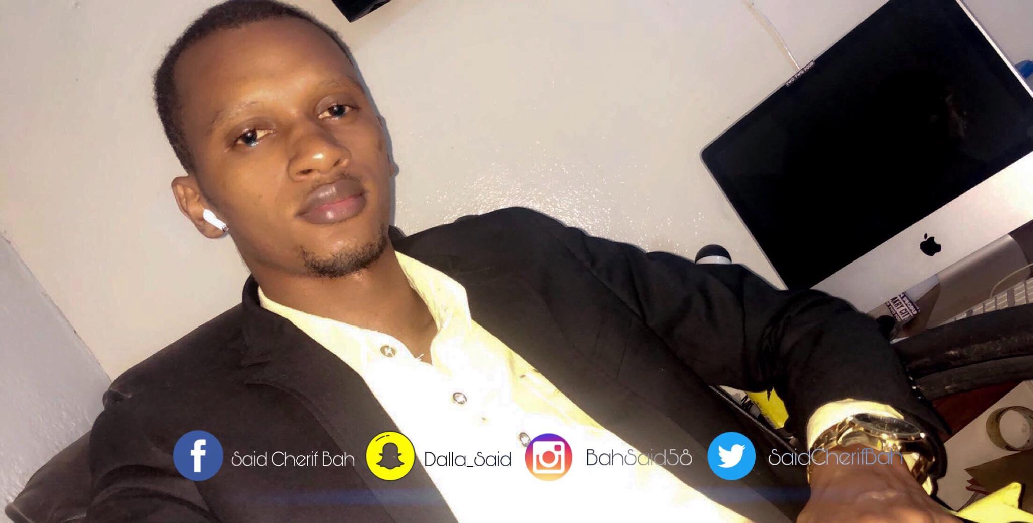 Rencontre avec Said Chérif Bah, Jeune Guinéen Fondateur de NakryCity