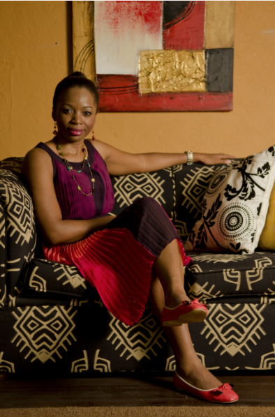 Lee Chisale is the founder of Belle Afrique in Malawi